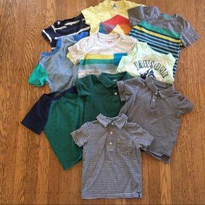 10 Piece 2T shirt set!